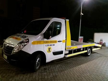 Opel Pomoc Drogowa